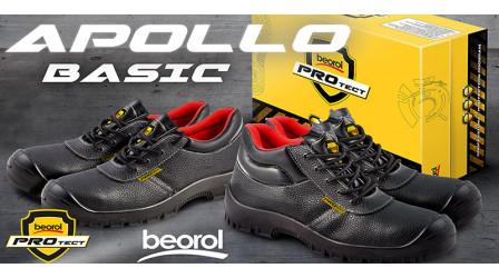 Apollo Basic work shoes