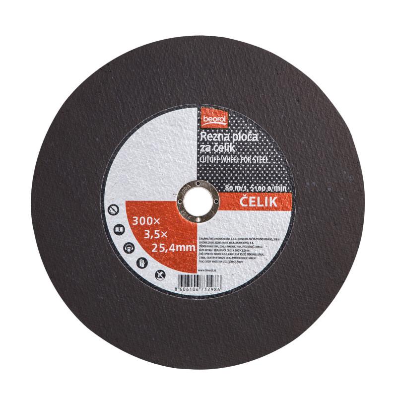 Cutting disc for metal ø300x3.5mm