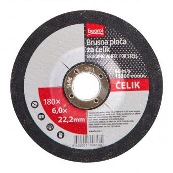 Grinding wheel for metal ø180x6mm
