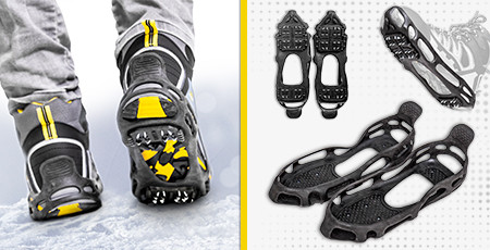 New article - Snow and Ice Bits