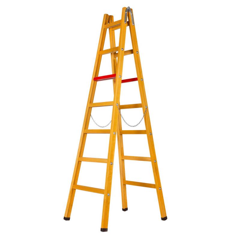 Wooden ladders Standard 2x7