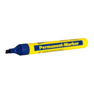 Permanent marker 1-5mm, blue