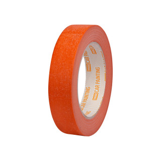 Car-painter masking tape 24mm x 50m, 100ᵒC