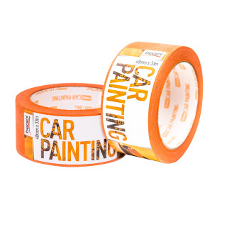 Car-painter masking tape 48mm x 33m, 100ᵒC