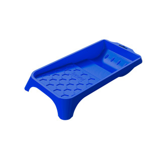 Blue Painting Set - tray,brush, mini roller