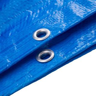 Tarpaulin protective sheet 5x6m