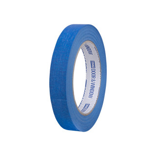 Masking tape Door & Window protection 18mm x 50m, 80ᵒC
