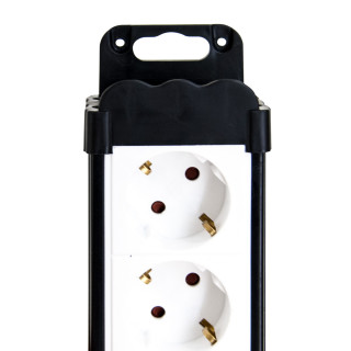 Extension cord with surge protection 5 sockets 5m
