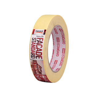 Masking tape Facade Standard 24mm x 50m, 80ᵒC