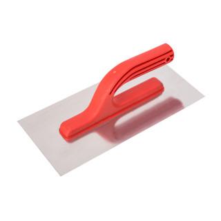Plastering trowel, ABS handle, stainless steel