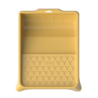 Plastic paint tray Gold Exclusive 36x26cm