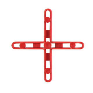 Tile cross 4mm - 100/1