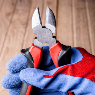 Side cutting pliers nickle alloy 180mm