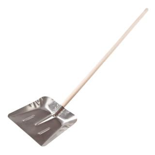Aluminium shovel 350 x 365 mm