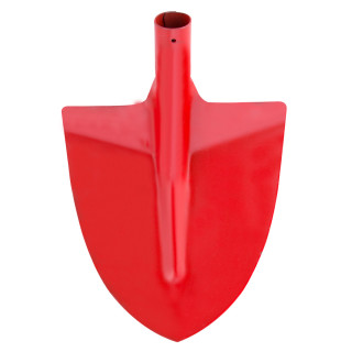 Pointed shovel