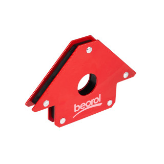 Welding magnetic square holder 155x102x16mm