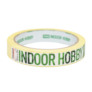 Masking tape Indoor Hobby 18mm x 33m, 60ᵒC