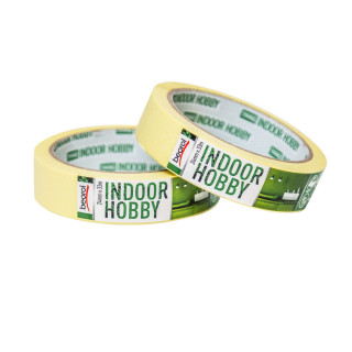 Masking tape Indoor Hobby 24mm x 33m, 60ᵒC
