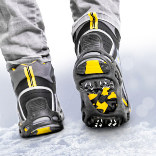 Snow and ice shoes