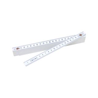 Plastic folding meter 6.5 ft / 2m