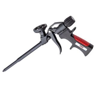 Pu foam gun with PTFE coating