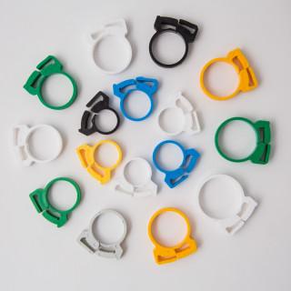 Plastic clout 16/1