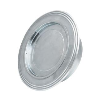 Rosette zinc plated ø200