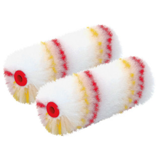 Small paint roller Hobby 10cm charge, 2pc