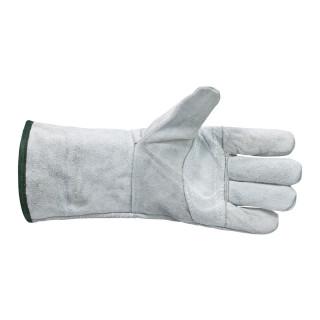 Welding gloves long
