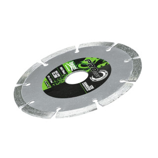 Segmented diamond cutting disc, ø125mm