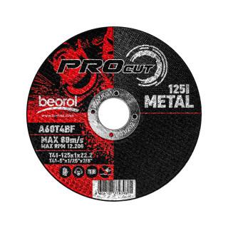 Cutting disc for metal ø125x1mm