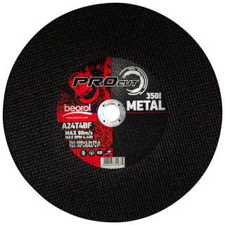 Cutting disc for metal ø350x3.5mm