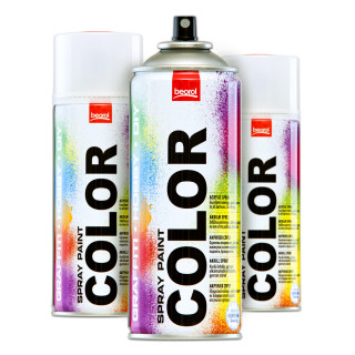 Spray paint white Perla RAL1013