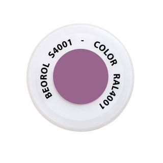 Spray paint purple Lilla Rosso RAL4001