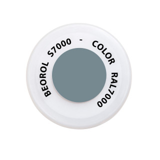 Spray paint Grey Vaio RAL7000