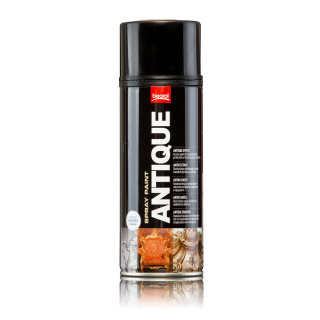 Spray paint antic red Rosso