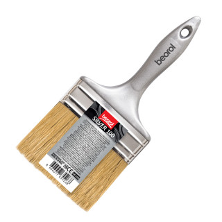 Silver brush 100x15