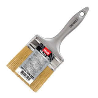 Silver brush 90x15