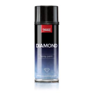 Paint spray diamond effect blue Blu Elettrico