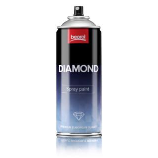 Paint spray diamond effect yellow Giallo Zolfo