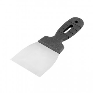 Stainless steel paint spatula 80