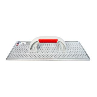 Metal rasp trowel Perfo 380x160mm