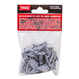 Hollow-wall plastic anchor 10x36 10/1