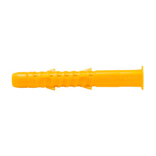 Hollow-wall plastic anchor 10x80 10/1