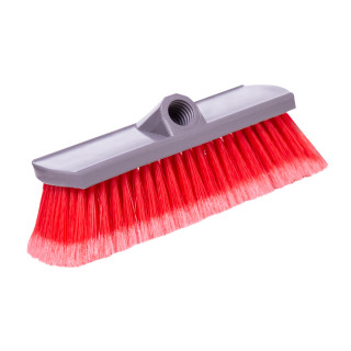 Ceiling brush PVC 7 rows with thread