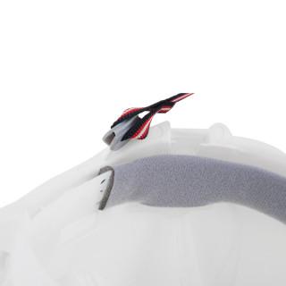 Safety helmet, white colour