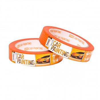 Car-painter masking tape 24mm x 33m, 100ᵒC