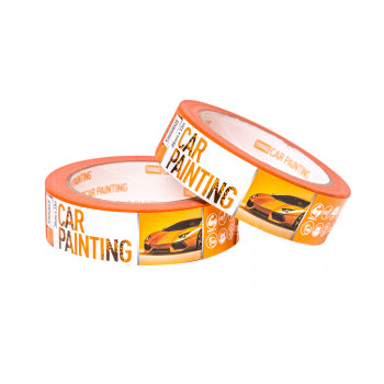 Car-painter masking tape 30mm x 33m, 100ᵒC