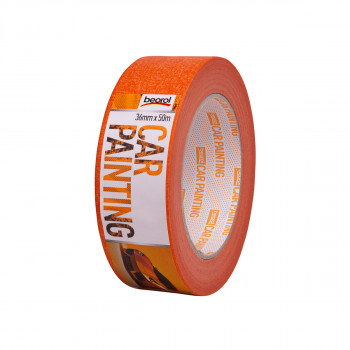 Car-painter masking tape 36mm x 50m, 100ᵒC