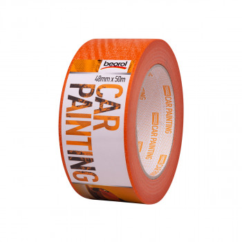 Car-painter masking tape 48mm x 50m, 100ᵒC